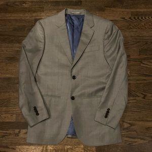Indochino super 130s wool silk blazer jacket